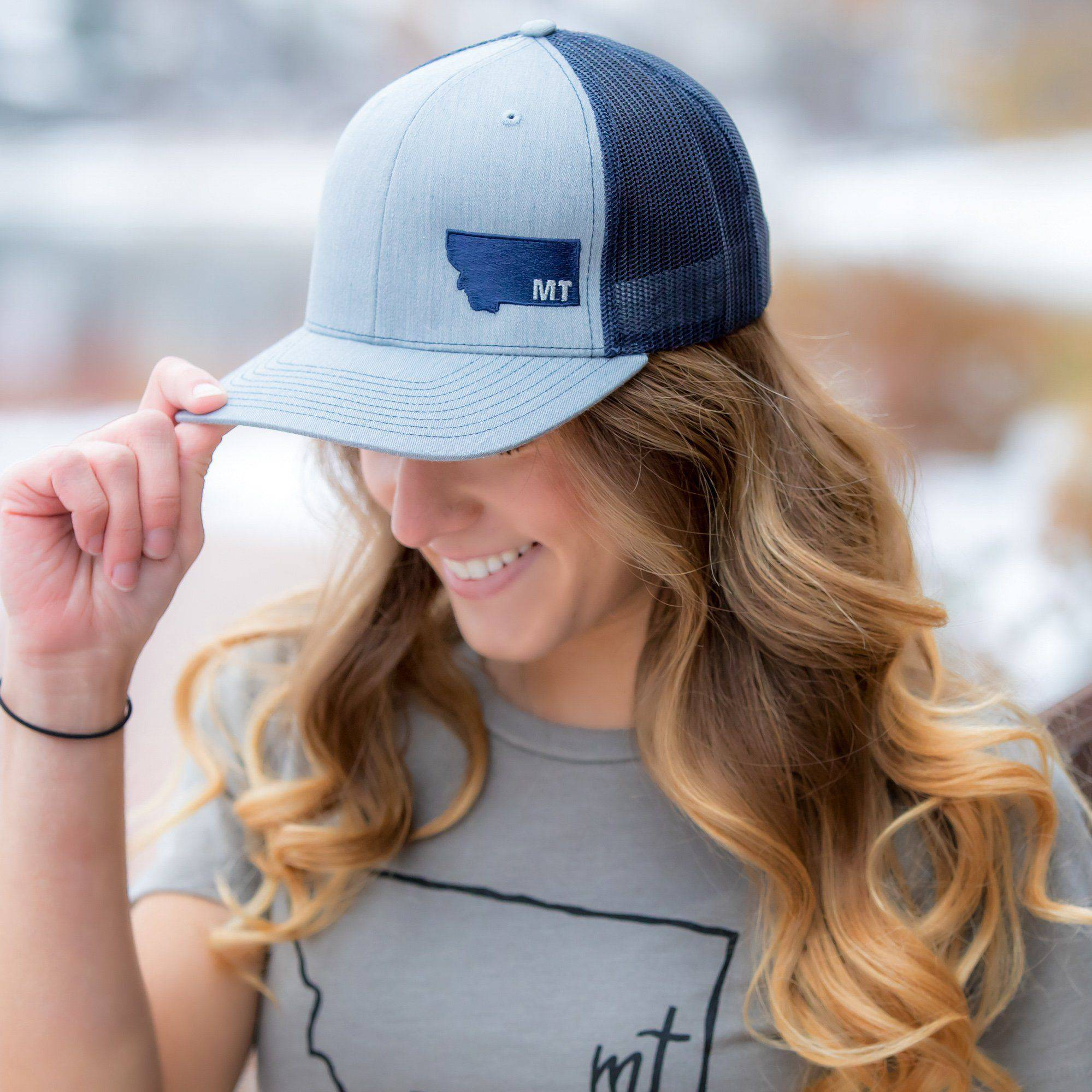 The Classic MT Hat - MONTANA SHIRT CO.