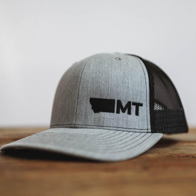 MT + State Hat - MONTANA SHIRT CO.