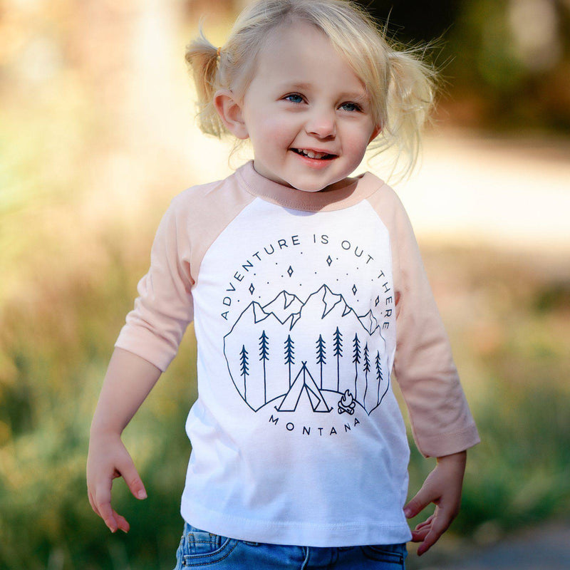 Adventure is Out There Toddler - MONTANA SHIRT CO.