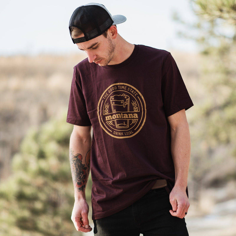 Drink Local - MONTANA SHIRT CO.