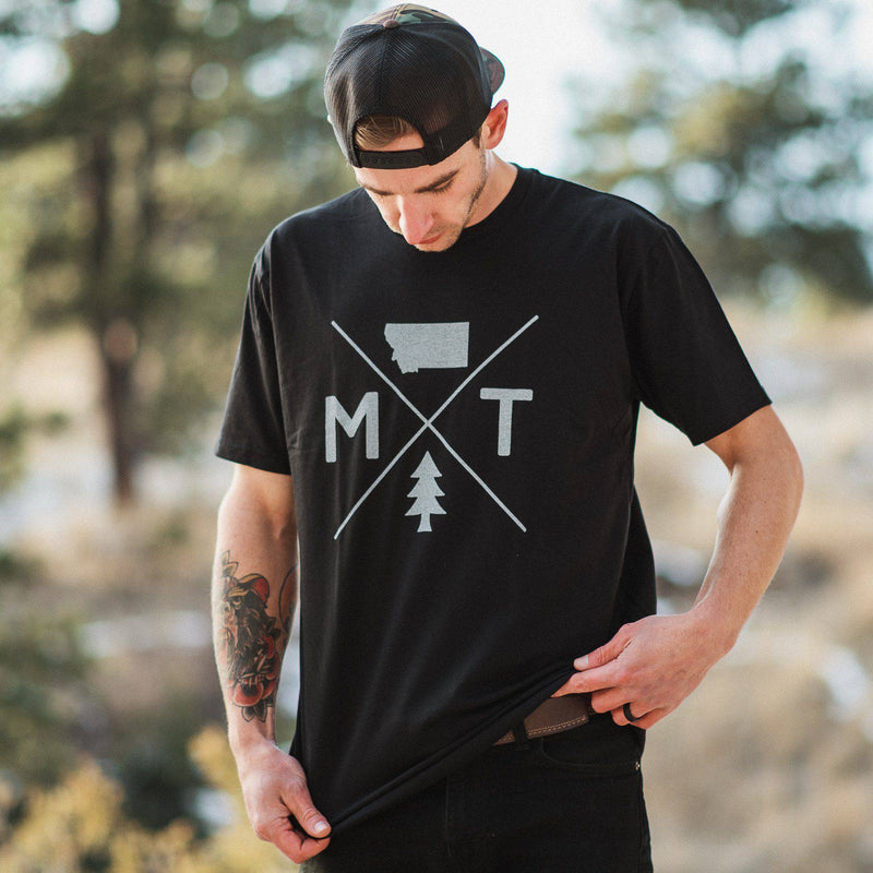 MT Logo - MONTANA SHIRT CO.