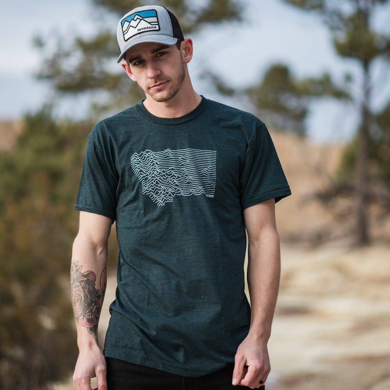 Montana Ranges - MONTANA SHIRT CO.