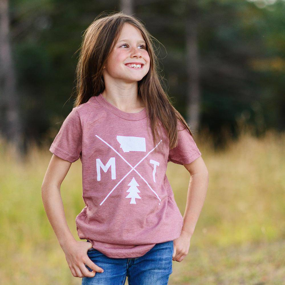 MT Logo (kids) - MONTANA SHIRT CO.