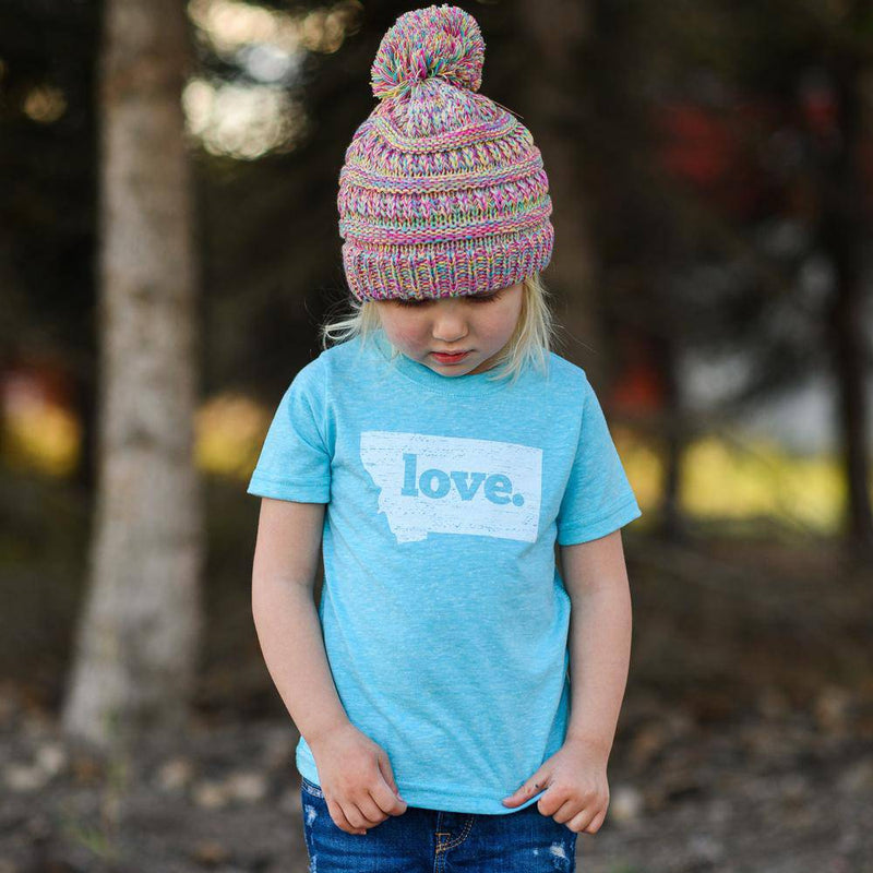 Our First Love Toddler - MONTANA SHIRT CO.