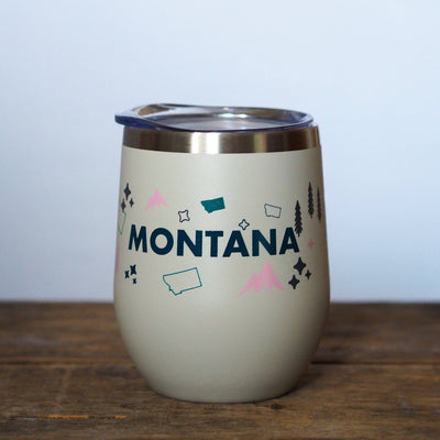 Montana Icon Tumbler - MONTANA SHIRT CO.