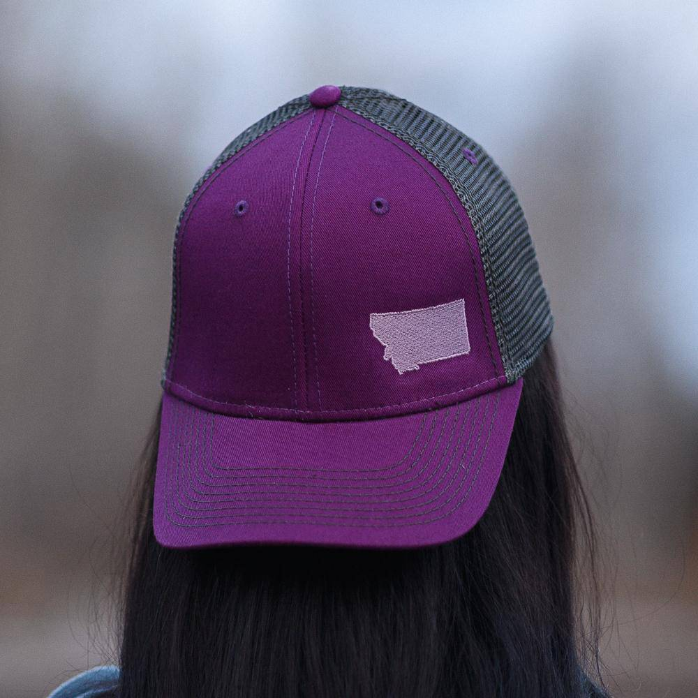 Simply MT Embroidered Hat - MONTANA SHIRT CO.