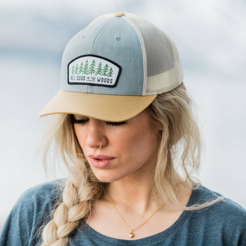 All Good in the Woods Hat - MONTANA SHIRT CO.