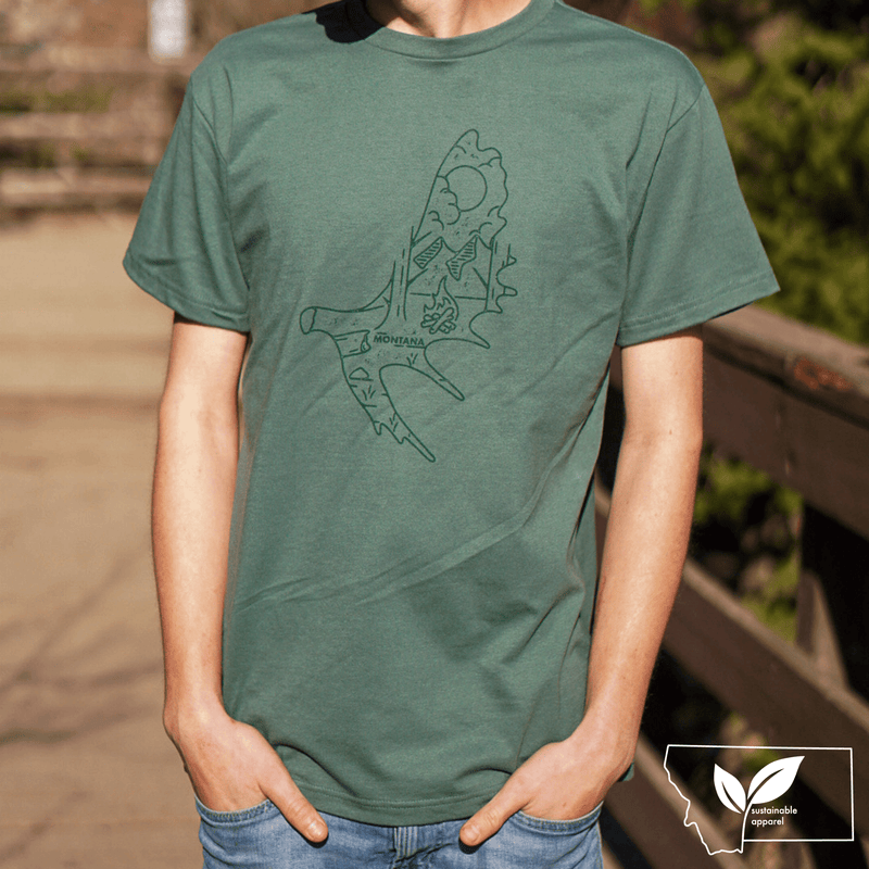 Montana Moose - MONTANA SHIRT CO.
