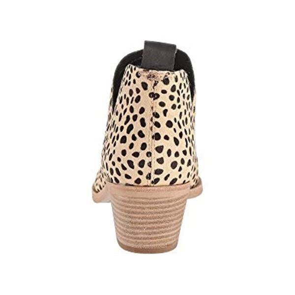 Flamechill Sonni Leopard Boots