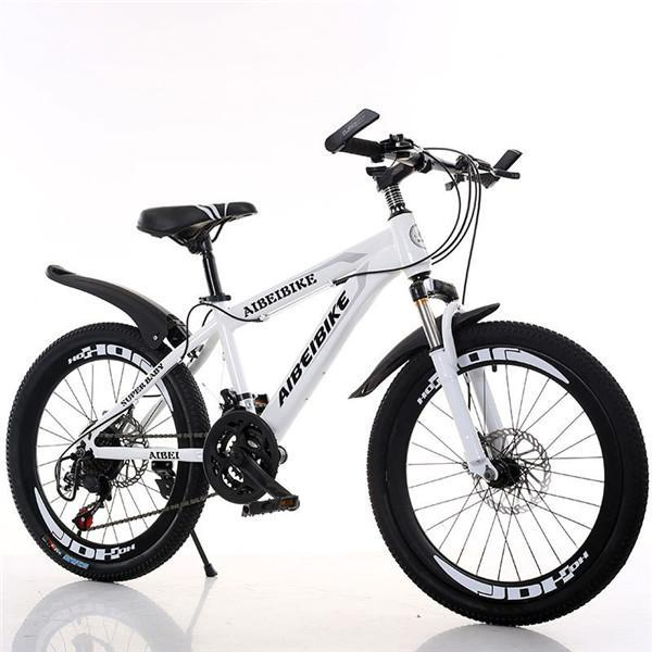 20-26Inch Double Shock Absorption Off-road Mountain Bike