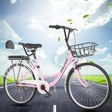 "22-24"" Lady Bike (Kid Seat Can Be Added)"