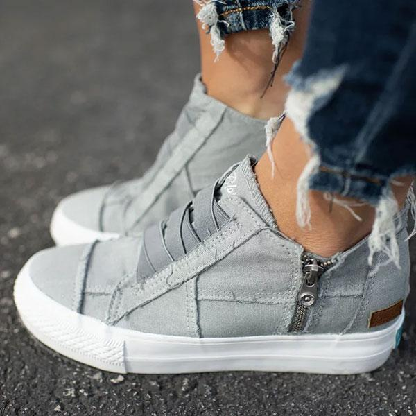 Flamechill Low Heel All Season Sneakers