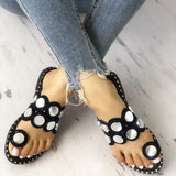 Flamechill New Women Fashion Summer Slippers