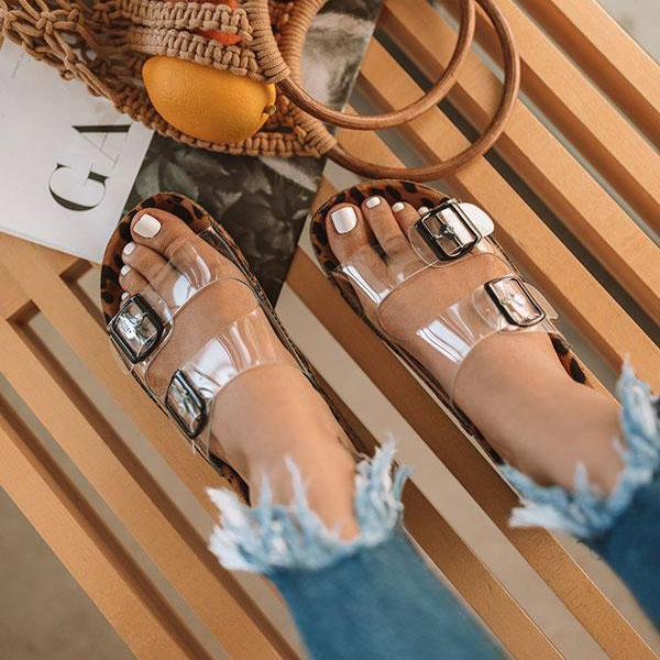 Flamechill Women Fashion Stylish Daily Sandals