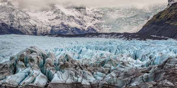 Why Are The Glaciers So Blue In Iceland?