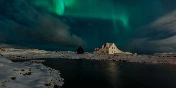 A Christmas in Iceland