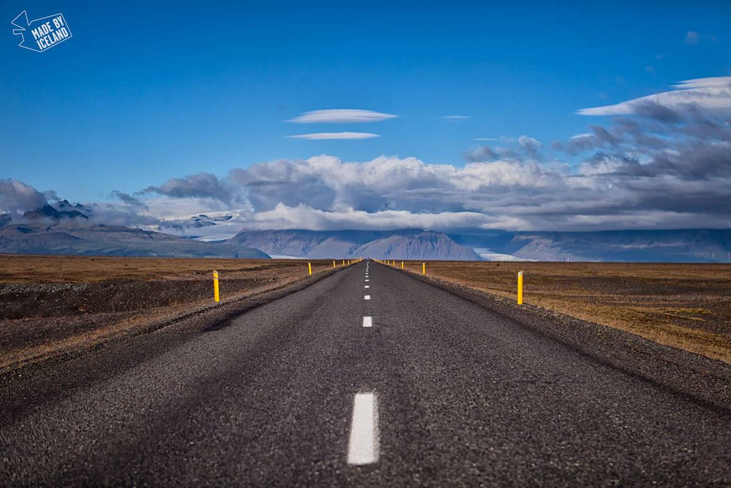 Ring road Iceland (route 1)