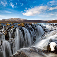 Bruarfoss golden circle tour