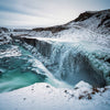 Gullfoss golden circle tour iceland