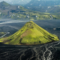 Mount Maelifell Iceland Super jeep Tour
