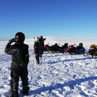 Snowmobile and South Coast Tours Iceland