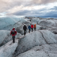 Solheimajokull Glacier hiking tour expedition iceland