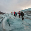Solheimajokull Glacier hiking tour expedition iceland 1