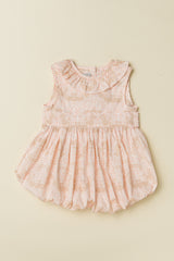 'Ballet Pink' Baby Girl Bubble
