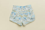 Girls Hyde Park Blue 'Cute' Shorts