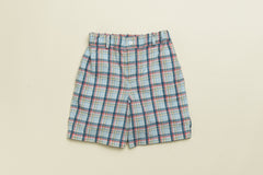 Boys Piccadilly Plaid Shorts
