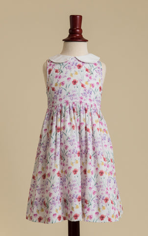 Diana's Garden Charlotte Dress in Pink