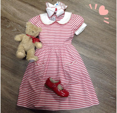 Amour Heart Pocket Dress