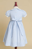 Peter Pan Collared Sailboat Dress