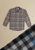 Kent Plaid Button-down Shirt