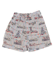 Boys Brighton Beach Shorts in Blue