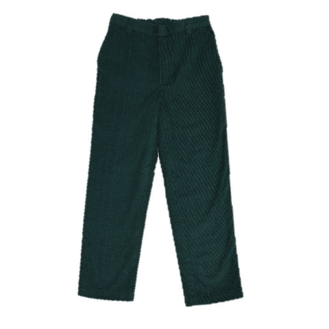 Boys Evergreen Corduroy Pants