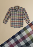 Essex Plaid Button-down Shirt