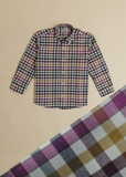 Devon Plaid Button-down Shirt