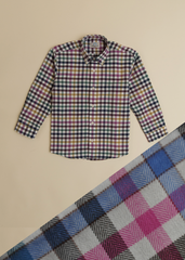 Surrey Plaid Button-down Shirt