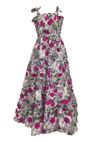 Pocket Full of Posies Older Girl Maxi Dress