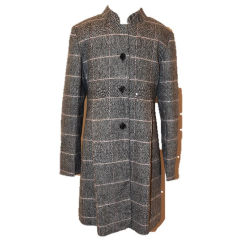 Girls Tweed Coat