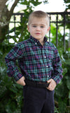 Polesden Lacey Boys Button-down Shirt