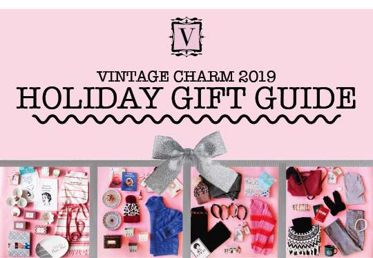 Vintage Charm Gift Guide