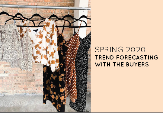 Spring Trend Forecasting with the VC Buyers