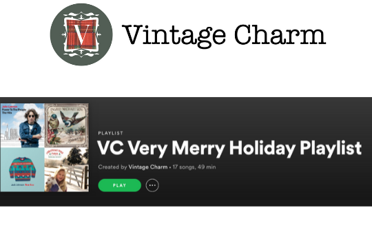 VC's Very Merry Holiday Playlist