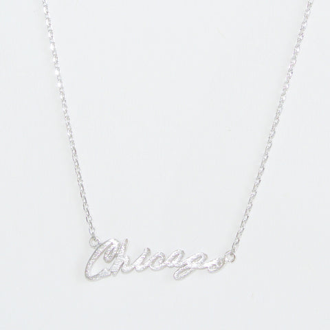 Isla Teardrop Necklace