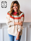 Touch The Sky Cowl Neck Sweater