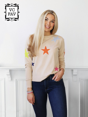 Written In The Stars Sweater
