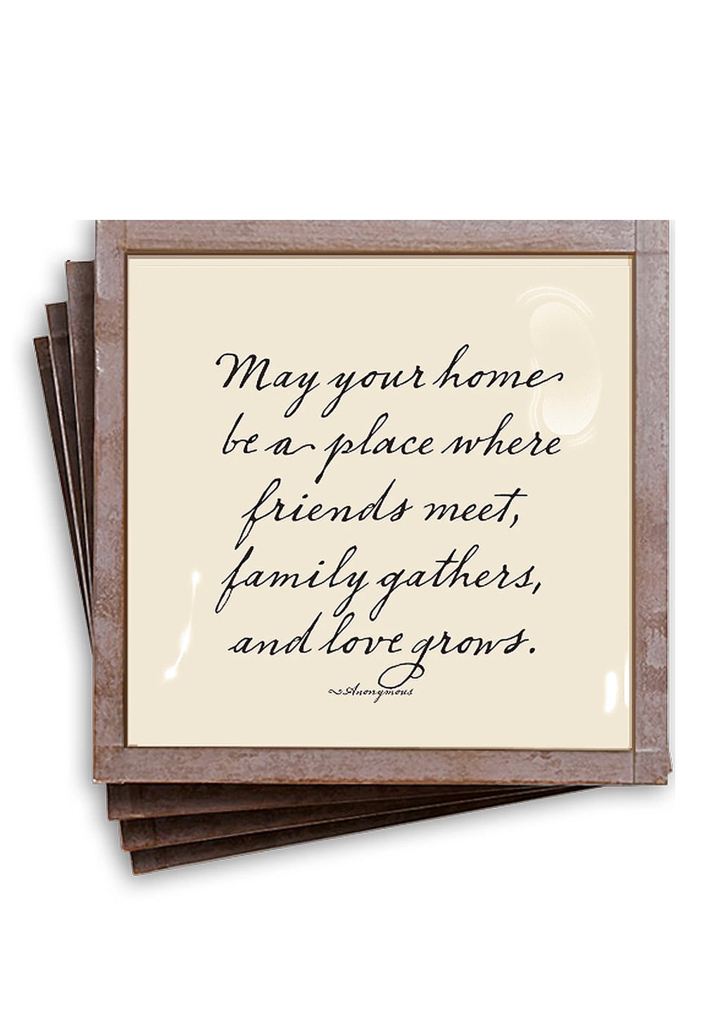 May Your Home Coaster