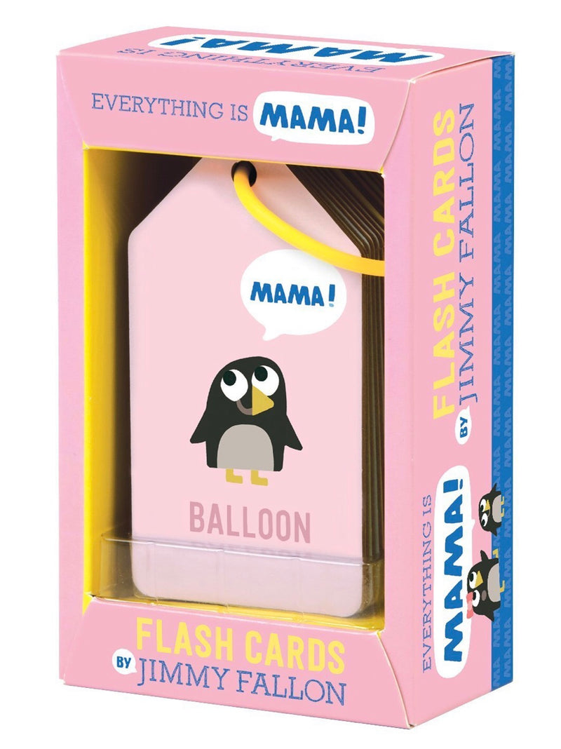 Everything is Mama Flash Cards